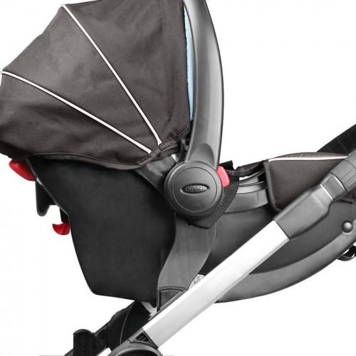 Adaptér Baby Jogger City Select/Lux/Premier pro autosedačku Graco Click Connect/City Go I-Size