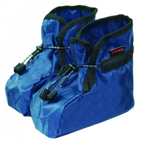 Emitex dětské návleky na boty, tmavě modré