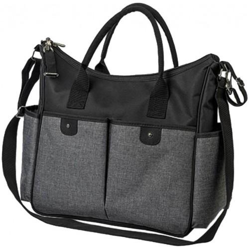 Stylová taška na kočárek BASIC SO CITY Baby Ono černá