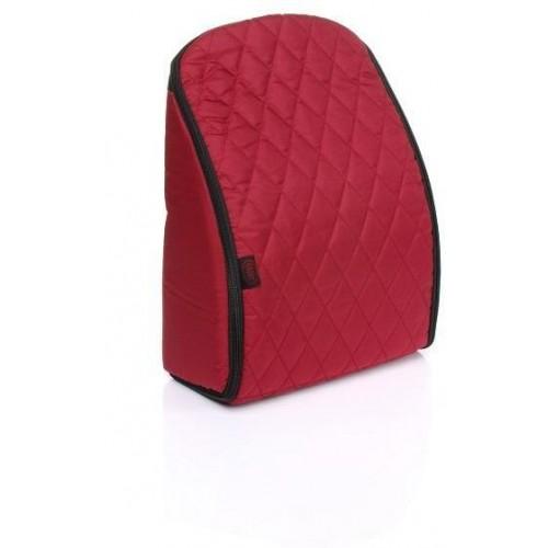 Taška ke kočárku 4Baby Dark Red, tmavě červená