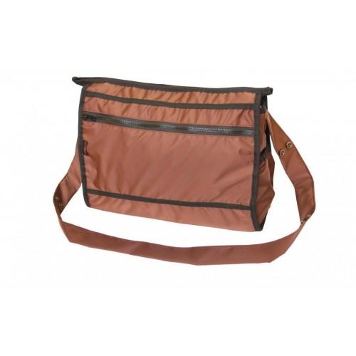 Emitex přebalovací taška HANY, hnědá