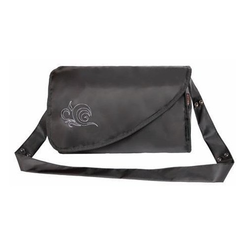 Emitex přebalovací taška KATE s kapsami, černá