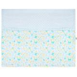 Dětská deka z Minky New Baby modrá 80x102 cm