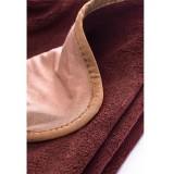 Dětská deka Sensillo Děti 75x100 cm brown