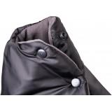 HappyBee rukávník fleece černá