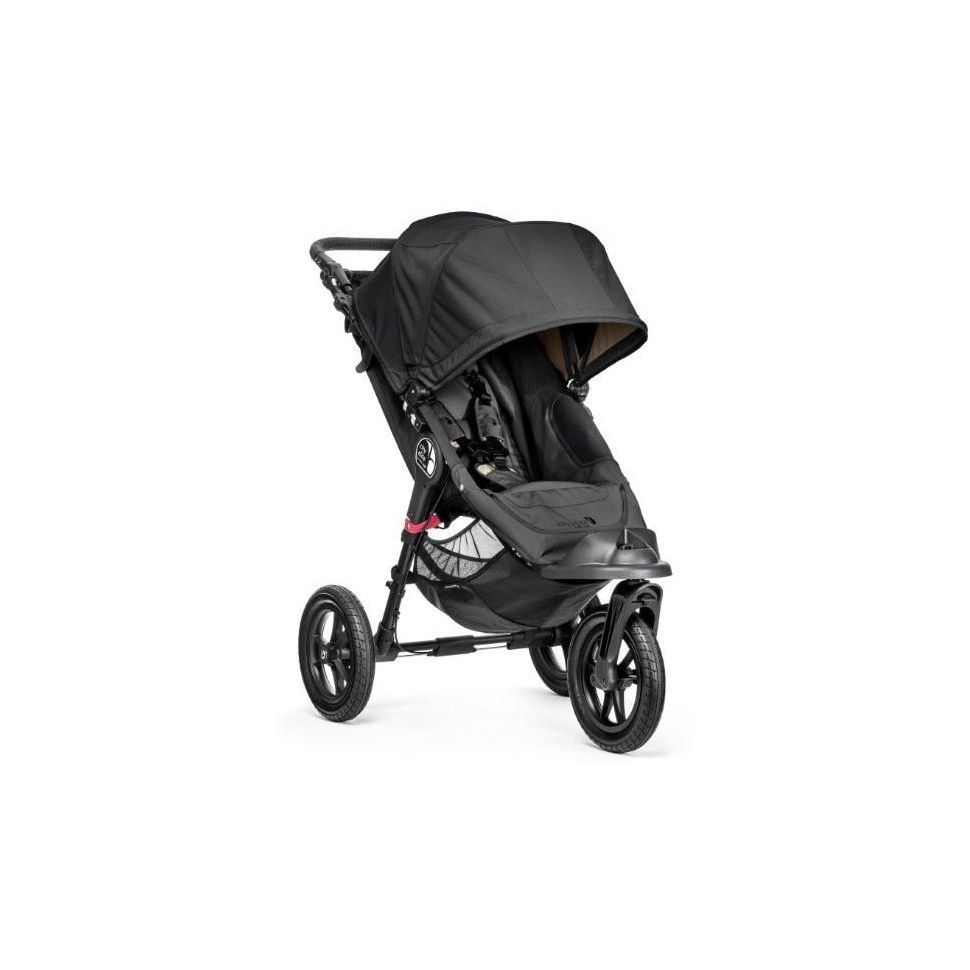 Kočárek Baby Jogger City Elite Black 2018