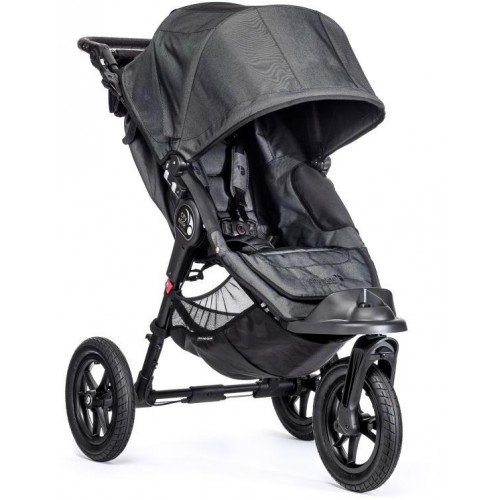 Kočárek Baby Jogger City Elite Charcoal Denim 2018