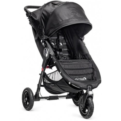 Kočárek Baby Jogger City Mini Gt 2018 Black/Black