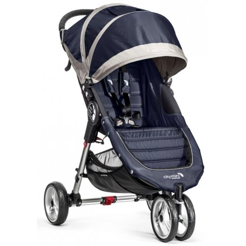 Kočárek Baby Jogger City Mini 2018 Navy Blue/Gray