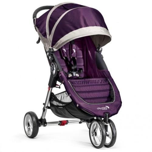 Kočárek Baby Jogger City Mini 2018 Purple/Gray