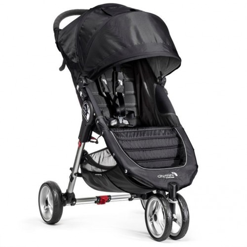 Kočárek Baby Jogger CITY MINI 2017 black/gray
