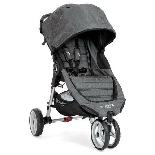 Kočárek Baby Jogger City Mini 2018 Charcoal