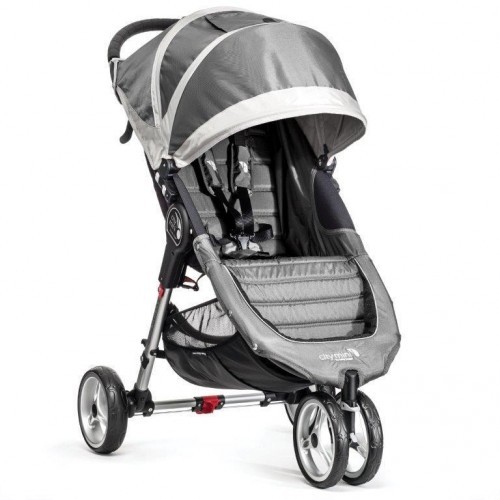 Kočárek Baby Jogger City Mini 2018 Steel Gray