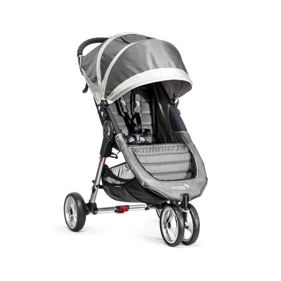 Kočárek Baby Jogger City Mini 2018 Steel Gray