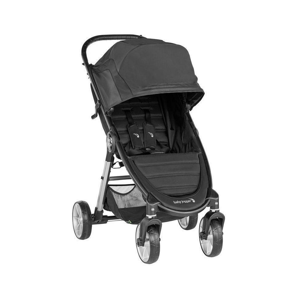 Kočárek Baby Jogger City Mini 4 Kola 2, Jet 2019