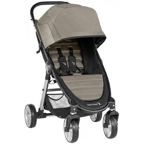 Kočárek Baby Jogger City Mini 4 Kola 2, Sepia 2019