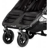 Kočárek Baby Jogger City Mini Gt Double 2018 Black/Black