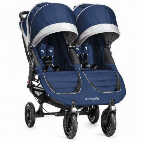 Kočárek Baby Jogger City Mini Gt Double 2018 Cobalt/Gray