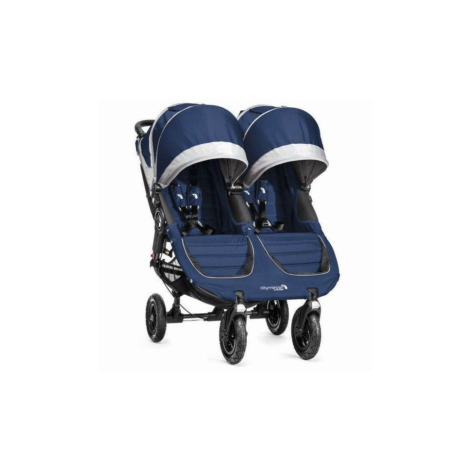 Kočárek Baby Jogger City Mini Gt Double 2018 Cobalt/Gray