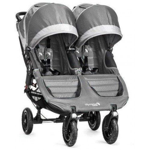 Kočárek Baby Jogger City Mini Gt Double 2018 Steel Gray