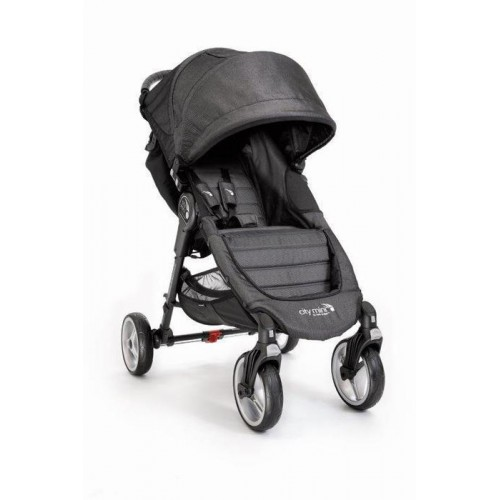 Kočárek Baby Jogger City Mini 4 Kola 2018 Charcoal