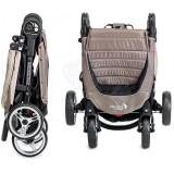 Kočárek Baby Jogger City Mini 4 Kola 2018 Charcoal