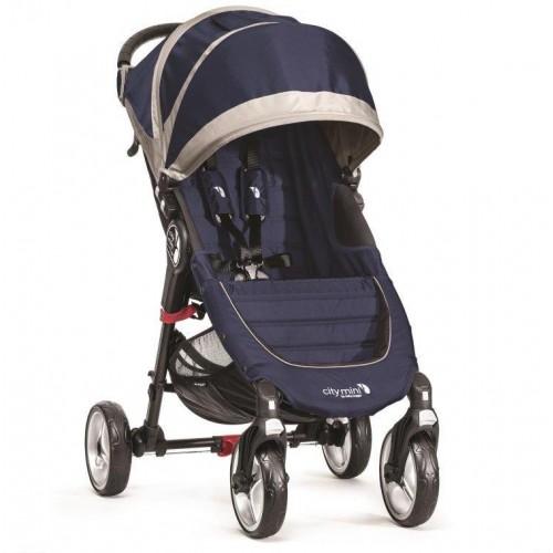 Kočárek Baby Jogger City Mini 4 Kola 2018 Cobalt/Gray