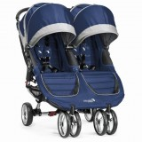 Kočárek Baby Jogger City Mini Double 2018 Cobalt/Gray