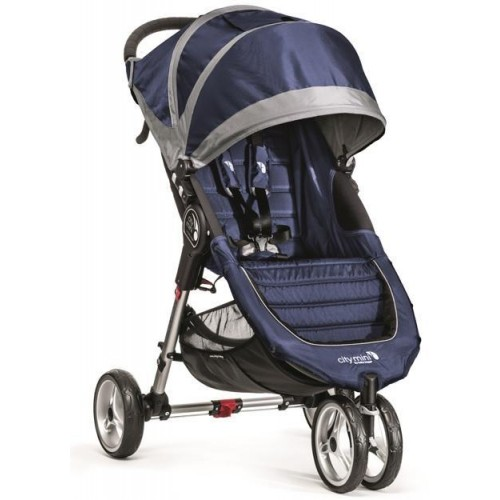 Kočárek Baby Jogger City Mini 2018 Cobalt/Gray