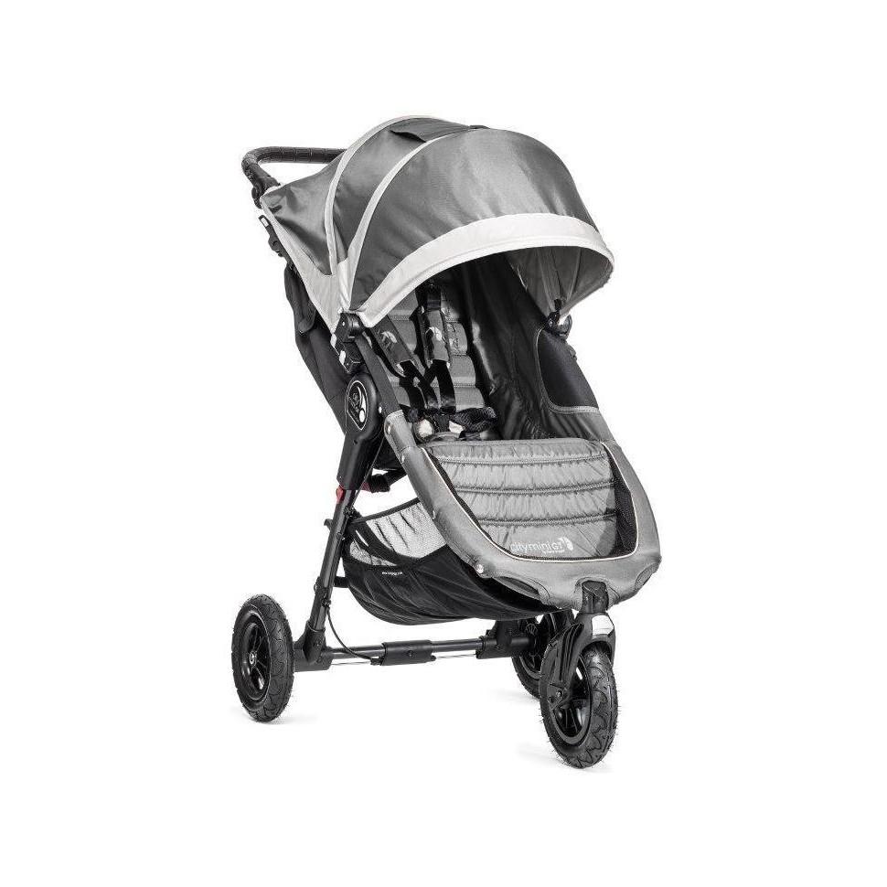 Kočárek Baby Jogger City Mini Gt 2018 Steel Gray
