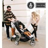 Kočárek Baby Jogger City Mini 2, Slate 2019