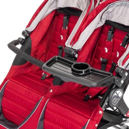 Tác pro dítě Baby Jogger ke kočárku City Mini Double, černý