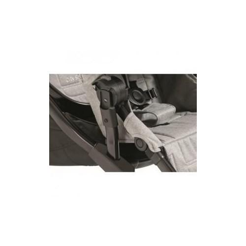 Adaptér Baby Jogger pro dopňkový sedák City Select Lux, Black