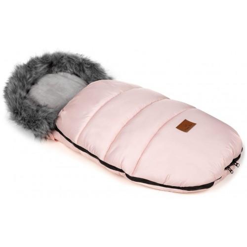 Zimní fusak HappyBee Trinity Pink/Grey