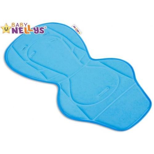 Vložka do kočárku Baby Nellys ® - modrá/tyrkys