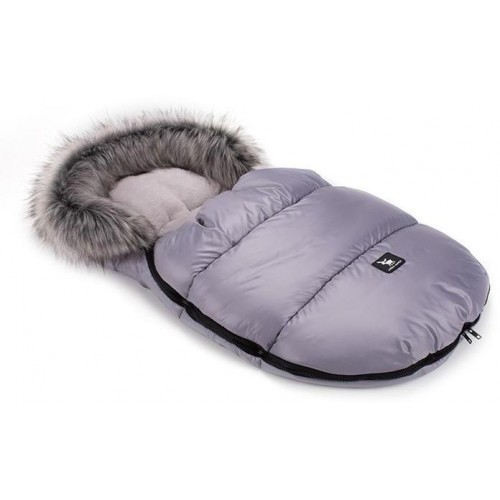 Zimní fusak Cottonmoose Mini Moose Grey