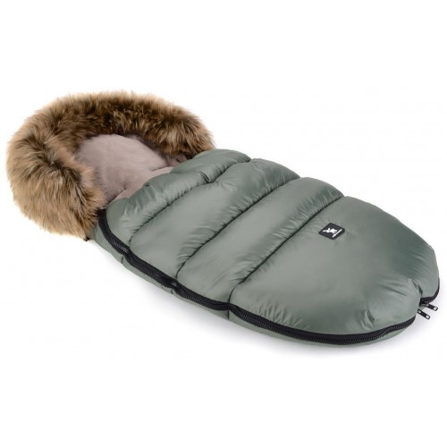 Zimní fusak Cottonmoose Moose Green