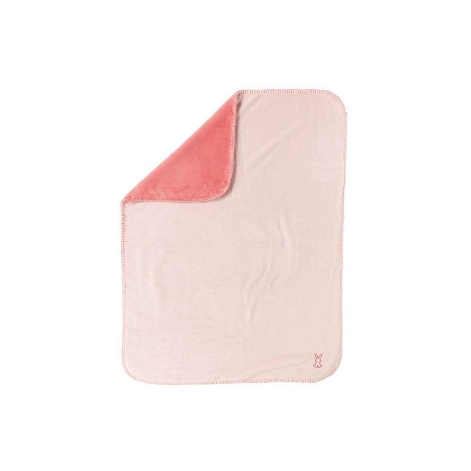 Deka Lapidou 75x100 cm light pink/coral