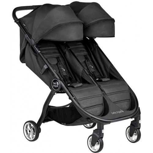 Kočárek Baby Jogger City Tour 2 Double, Jet 2019
