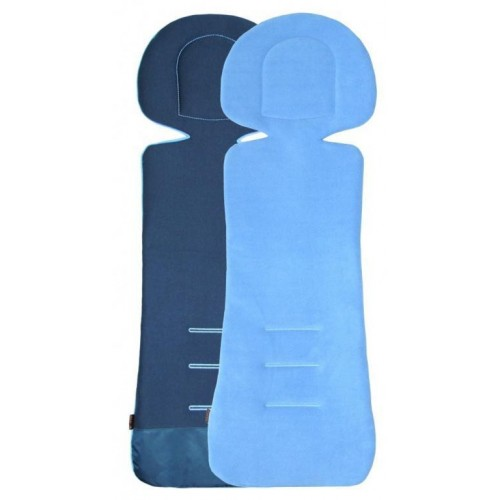 Emitex MAXI vložka do kočárku, světle modrá/tmavě modrá