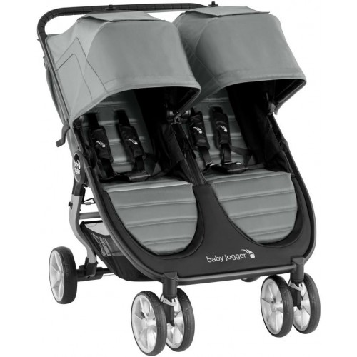 Kočárek Baby Jogger City Mini 2 Double 2020 Slate