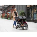 Kočárek Baby Jogger City Mini 2 Double 2020 Slate