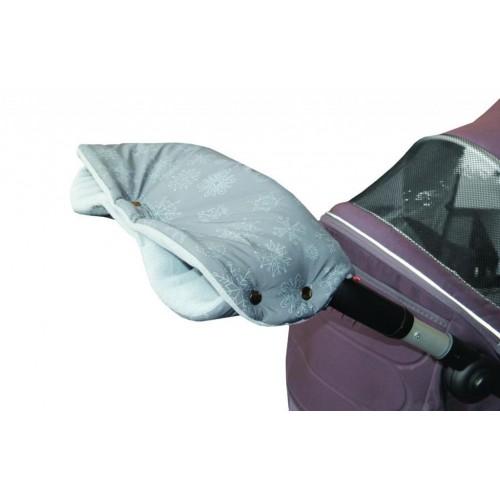 Emitex rukávník VLOČKA, šedý