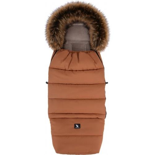 Zimní fusak Cottonmoose Combi YUKON s kožíškem