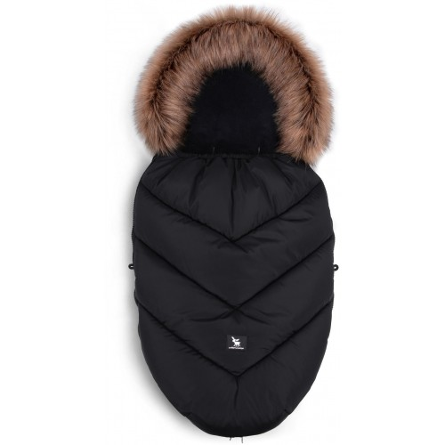 Zimní fusak Cottonmoose Moose Yukon Black
