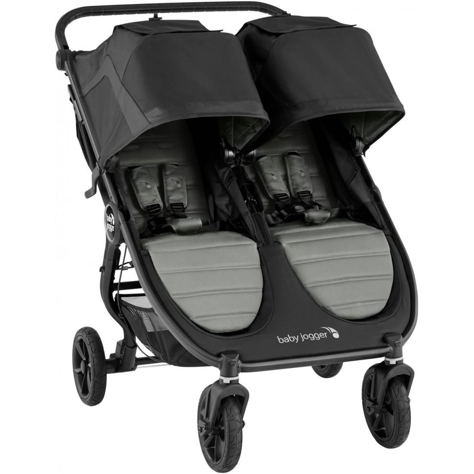 BabyJogger CITY MINI GT 2 DOUBLE - SLATE